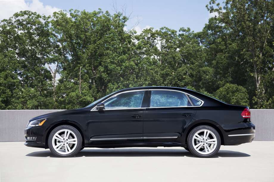 The Volkswagen Passat's clean design, with a predominance of horizontal body elements, reinforces its position as the sophisticated choice in the midsize segment. Photo: Volkswagen