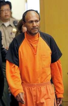 Juan Francisco Lopez Sanchez said he found the gun. Photo: Michael Macor / Associated Press / Pool San Francisco Chronicle