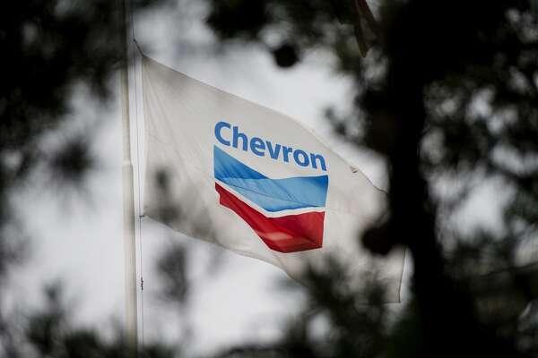 No. 12 Chevron    Revenue: $220 billion  Profits: $21.4 billion