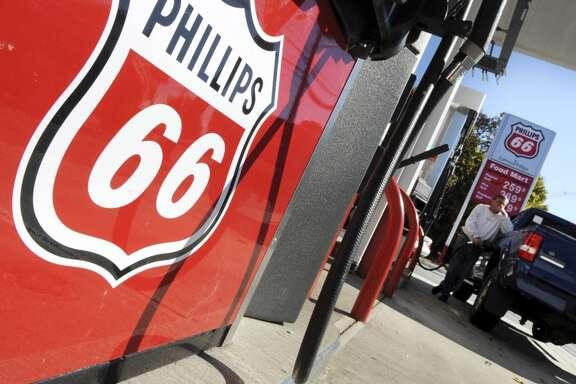 No. 19 Phillips 66    Revenue: $161 billion  Profits: $3.7 billion