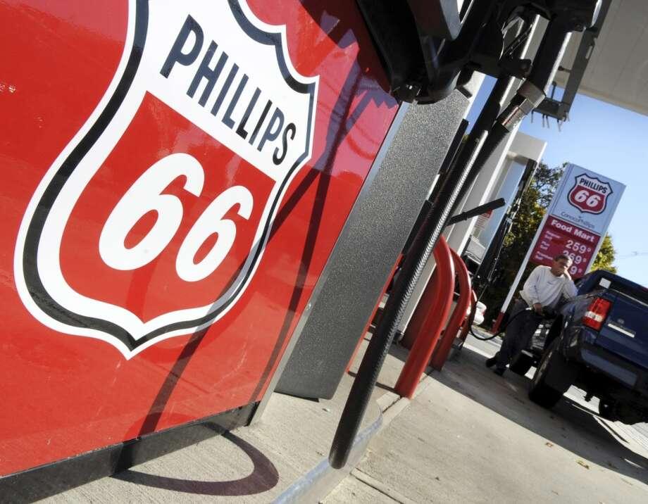 No. 19 Phillips 66 Revenue: $161 billion Profits: $3.7 billion Photo: Lisa Poole, Associated Press