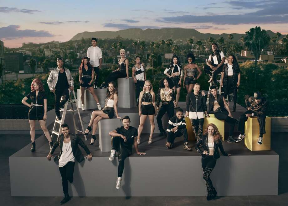 "SO YOU THINK YOU CAN DANCE: Top 20 contestants L-R Kate Harpootlian, Darion Flores, Edson Juarez, Marissa Milele, Moises Parra, Gaby Diaz, Hailee Payne, Derek Piquette, Jim Nowakowski, Alexia Meyer, Yorelis Apolinario, Jessica Rabone, Virgil Gadson, Ariana Crowder, Burim ""€œB1""€ Jusufi, Jana ""€œJaJa""€ Vankova, Megan ""€œMegz""€ Alfonso, Eddie ""€œNeptune""€ Eskridge, Lily Frias, and Alain ""€œHurrikane""€ Lauture on Season 12 of SO YOU THINK YOU CAN DANCE airing Mondays (8:00-10:00 PM ET/PT) on FOX. Photo: @2015 Fox Broadcasting Co. CR: Brooklin Rosenstock/FOX"