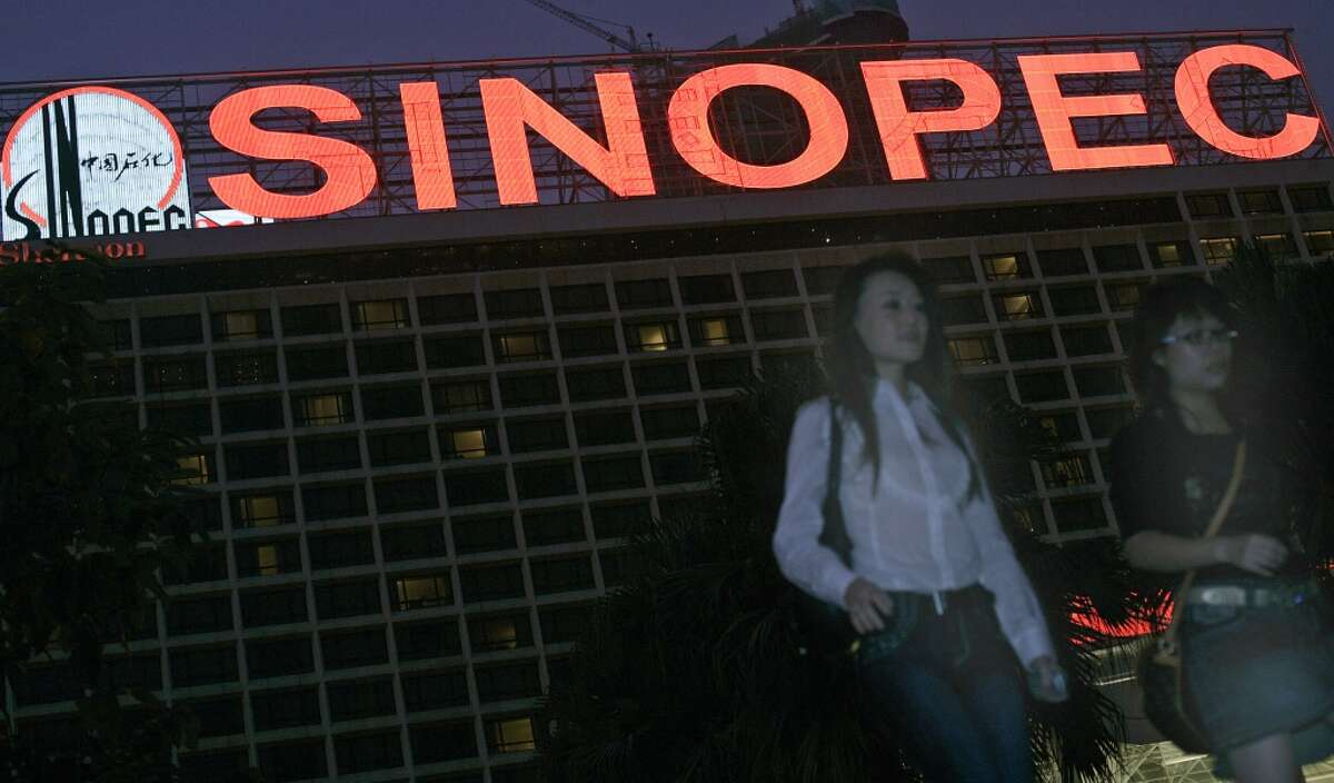 No. 3 Sinopec Group (China) Revenue: $457 billion Profits: $8.9 billion