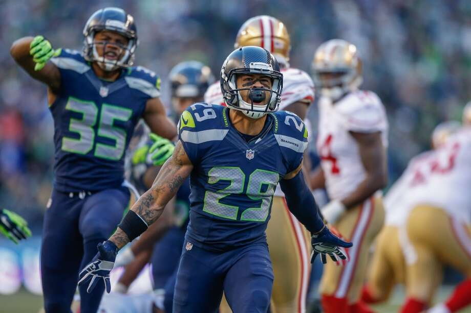 21. Earl Thomas, S, Seahawks  Last year's ranking: 17 Photo: Otto Greule Jr, Getty Images