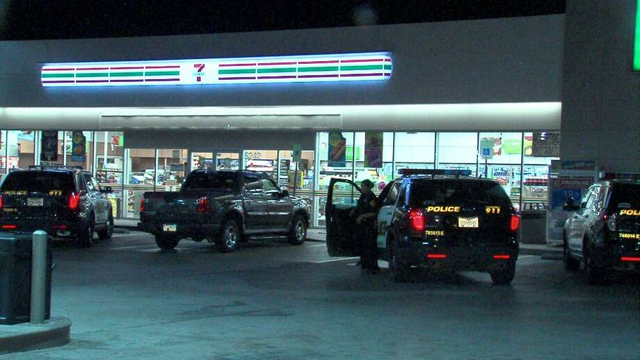 Police are searching for a man who robbed an East Side 7-Eleven Wednesday night. Photo: 21 Pro Video