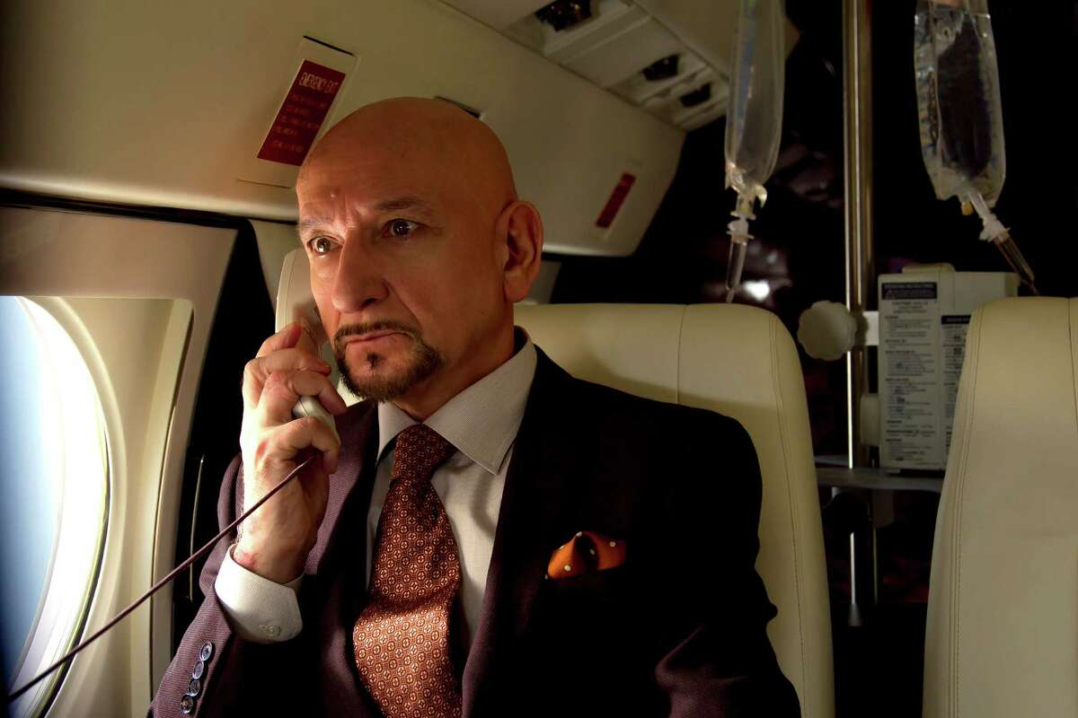 """Academy Award winner Ben Kingsley stars as billionaire industrialist Damian Hale in Gramercy Pictures' """"Self/less,"""" directed by Tarsem Singh and written by Alex Pastor & David Pastor. (Alan Markfield/Gramercy Pictures)"""