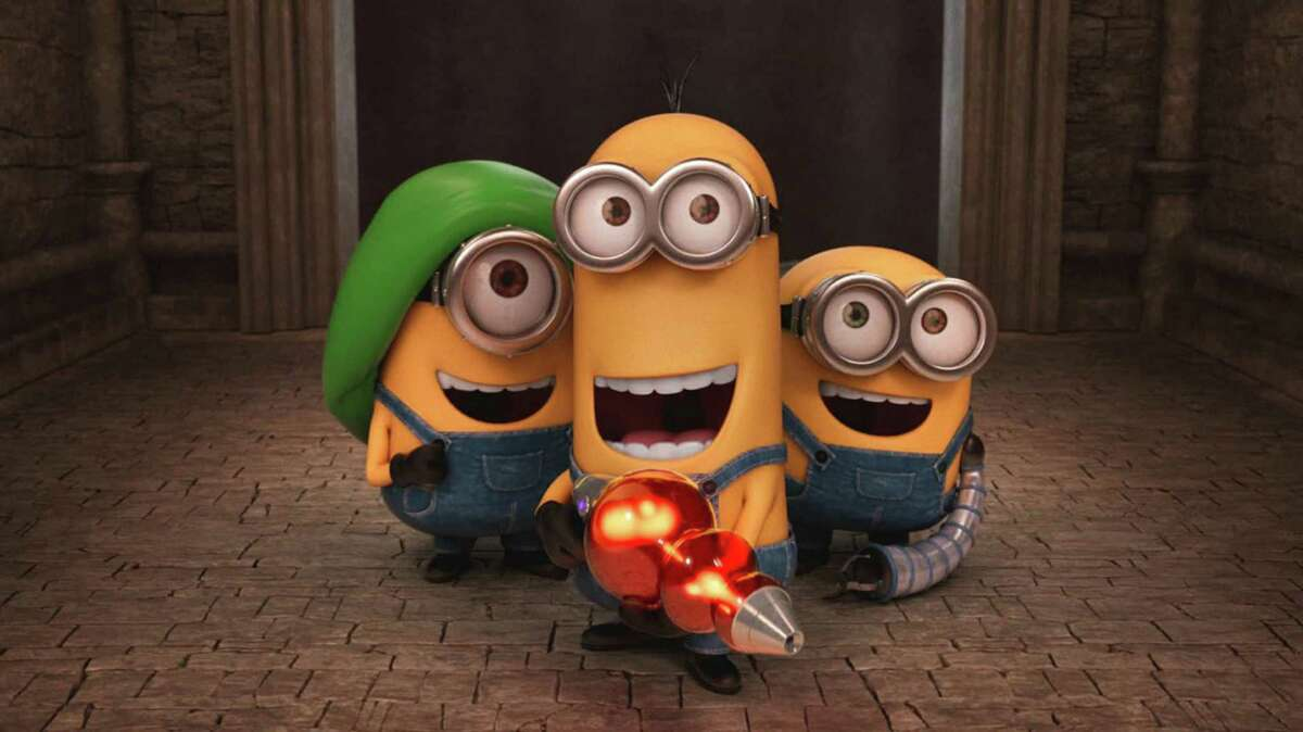 MINIONS: One and a half stars $336 Million The little yellow Minions are in a funk with no leader to serve until Kevin, Stuart and Bob attempt to work with a super-villainess. Read the review: 'Minions' falls victim to its own evil plot
