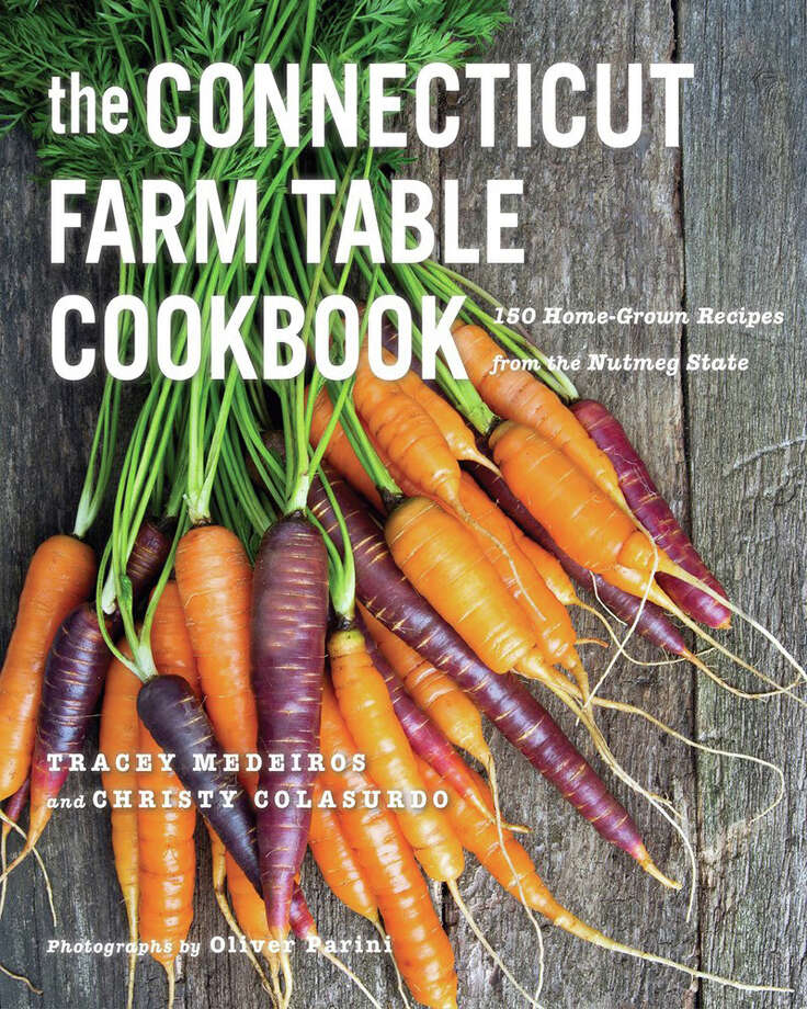 "The Westport Library and the Westport Farmers Market will join forces Thursday, July 9, for the launch of ""The Connecticut Farm Table Cookbook,"" by Tracey Medeiros and Christy Colasurdo. Photo: Contributed Photo / Connecticut Post Contributed"