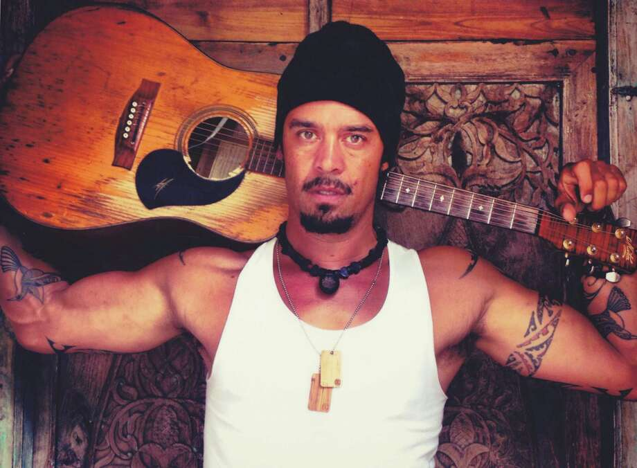 Michael Franti and his band, Spearhead, will perform at the Alive@Five outdoor concert series in Stamford,on Thursday, July 9. Photo: Contributed Photo / Stamford Advocate Contributed