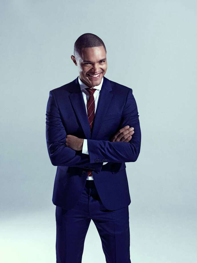"Before Trevor Noah takes over for Jon Stewart as host of the ""The Daily Show"" in the fall, he will be performing stand-up in venues across the United States and Canada. One of his stops will be at the Palace Theatre in Stamford, on Friday, July 10. Photo: Byron Keulemans / Contributed Photo / Stamford Advocate Contributed"