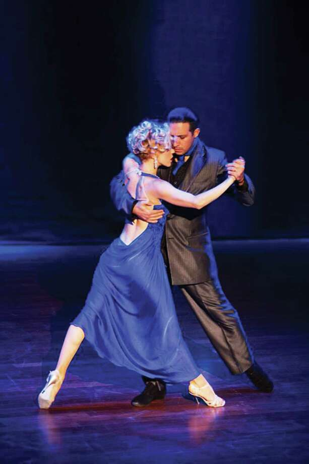 Argentine dancers Analia Carreno and Luis Ramirez will be the featured performers at the Connecticut Tango Festival July 10-19 in Milford, Norwalk, Danbury, Stamford and Middletown. Photo: Contributed Photo / Connecticut Post Contributed