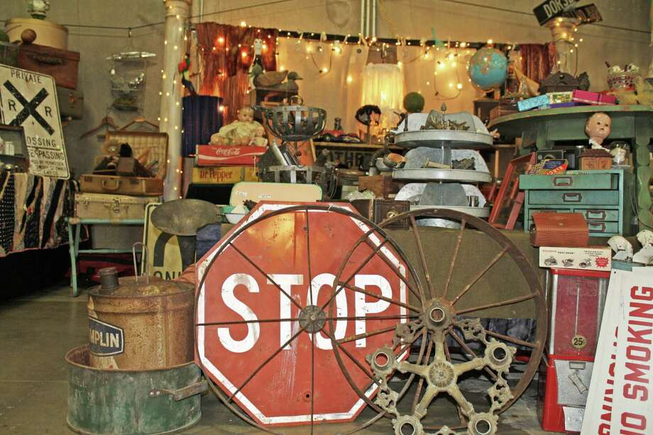At Saturday's Junk Hippy show in Rosenberg, vendors will offer everything from DIY furniture to antique signs.