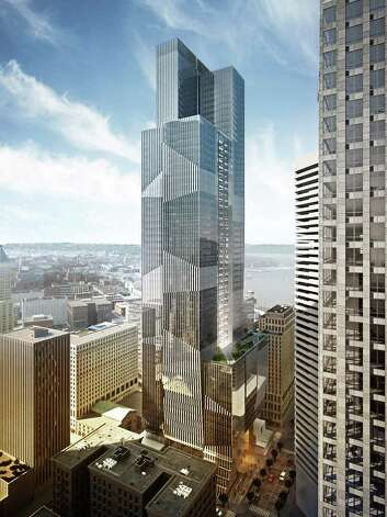Tallest Apartment Building In Seattle