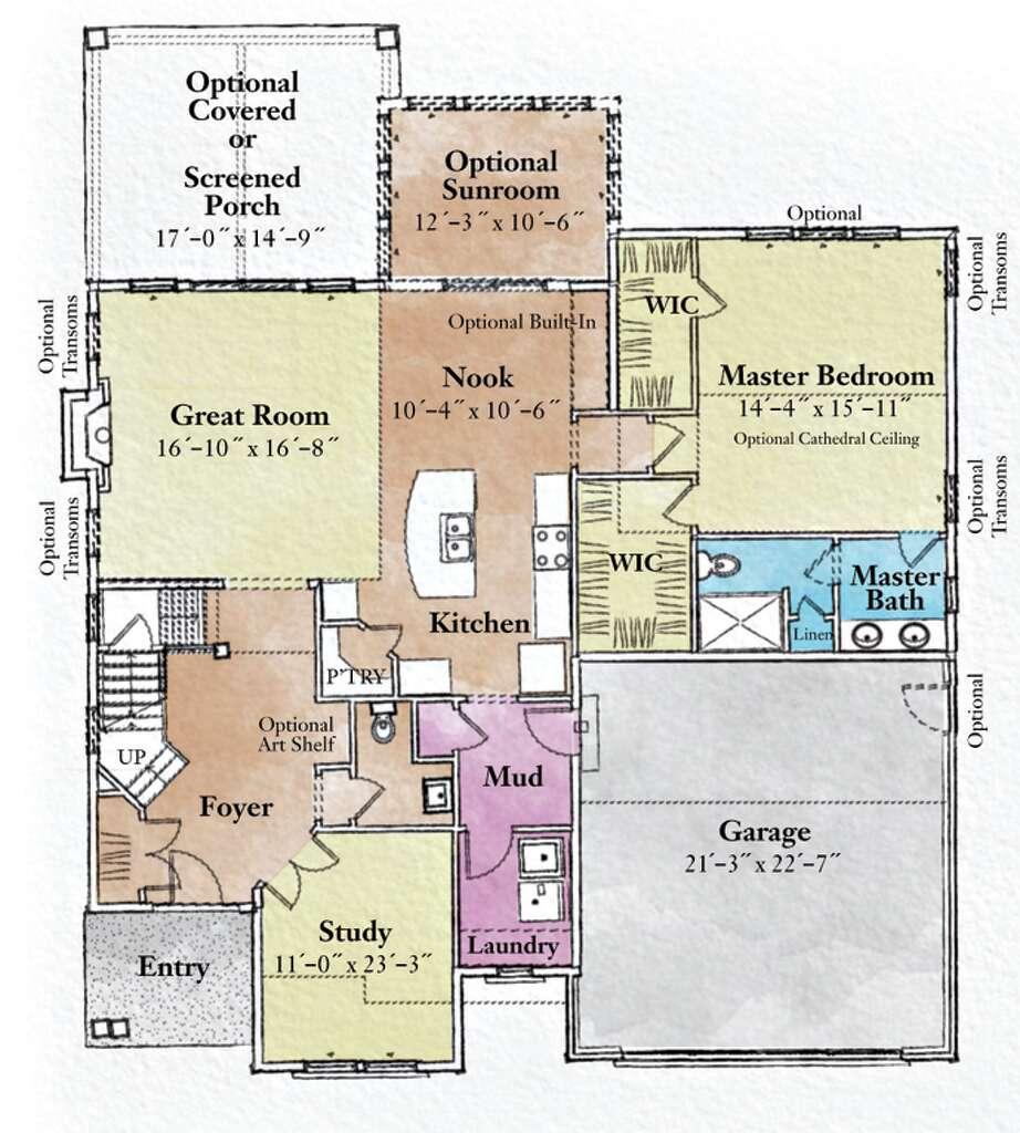 Belmonte Builders Floor Plans Floor Matttroy