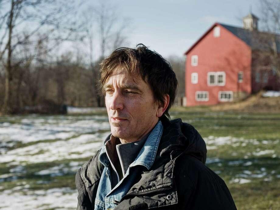 Author Nick Flynn (Geordie Wood) Photo: Geordie Wood / (c) Geordie Wood 2009 ALL RIGHTS RESERVED