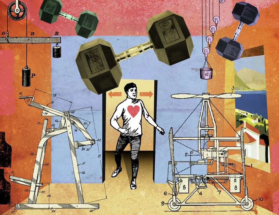 Experts say the likelihood of dying, being badly injured or contracting a serious disease as a result of a visit to a hotel gym is rare. The risks include equipment-related injuries, heart attacks and a constellation of contagions, for which gyms are an ideal breeding ground. (Tim Robinson/The New York Times) ORG XMIT: MER2015063017150334 Photo: TIM ROBINSON / NYTNS