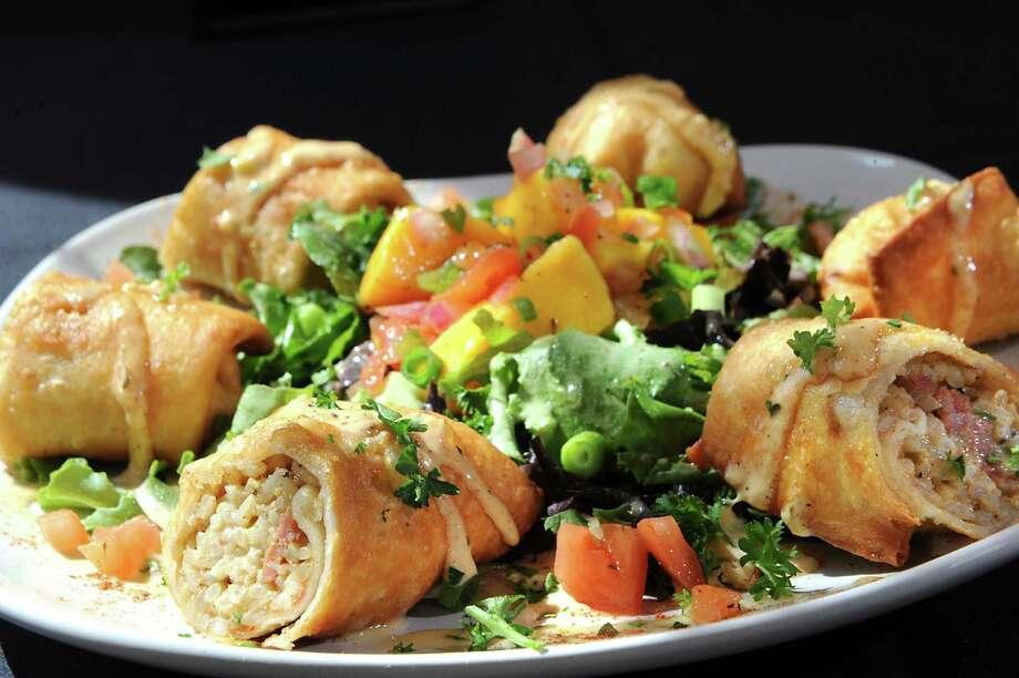 Fried Jambalaya at Cafe Nola on Thursday, July 2, 2015 in Schenectady, N.Y. (Lori Van Buren / Times Union) Photo: Lori Van Buren / 00032452A