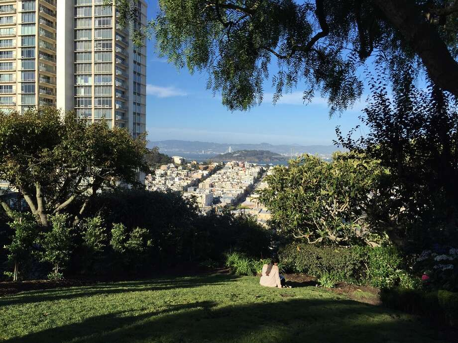 Russian Hill: A hill I call my home