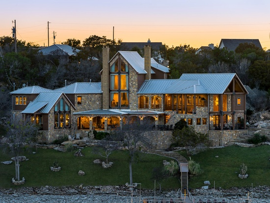 12 Of The Best Waterfront Homes For Sale In Texas San