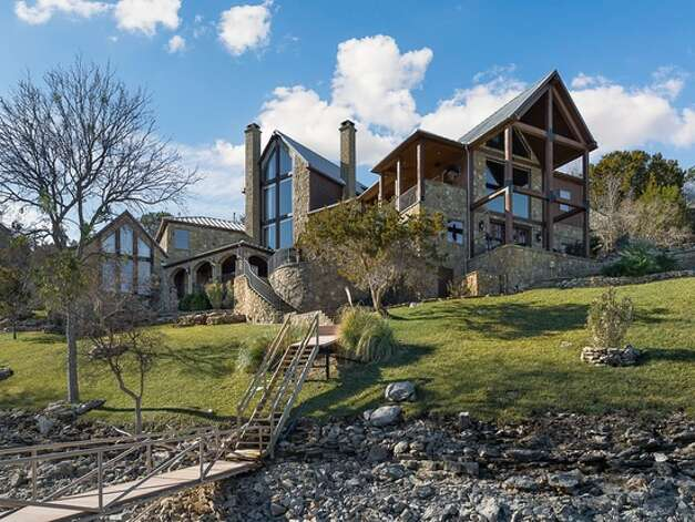 12 awesome waterfront homes in texas that you can buy now for 14515 ridgetop terrace