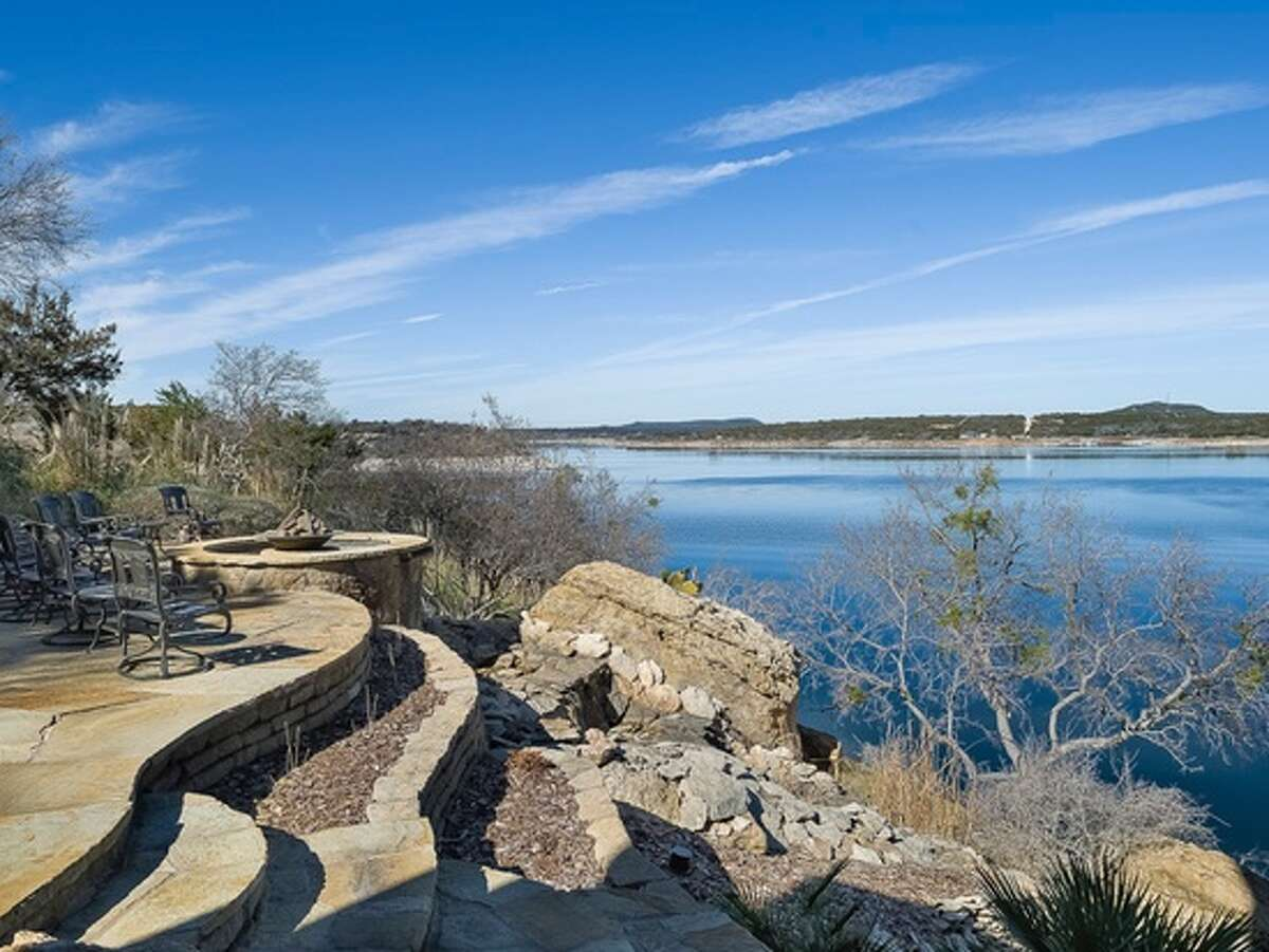 1. 1052 Bluff Creek Point, Strawn, Texas Possum Kingdom Lake Price: $3.2 million Bedrooms: 6  Bathrooms: 6.5 Home size (square feet): 5,562  Lot size (acres): 1.2  Source: Trulia