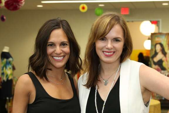 Allie Danziger and Tiffany Blaylock
