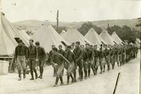The United States military has conducted military field training on Camp Bullis since 1908.