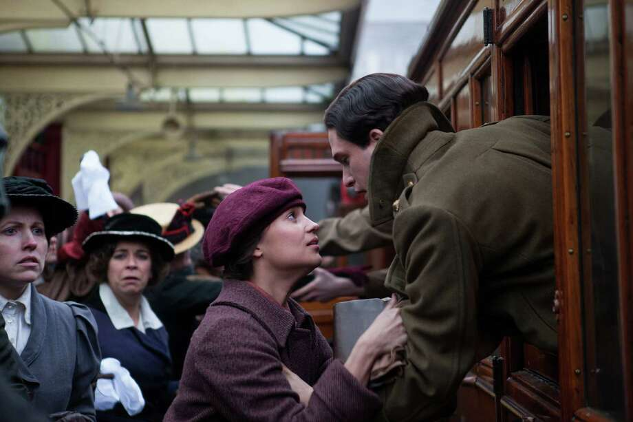 "IMG_0143.CR2  ""Testament of Youth"" (Sony Pictures Classics) Photo: Laurie Sparham"