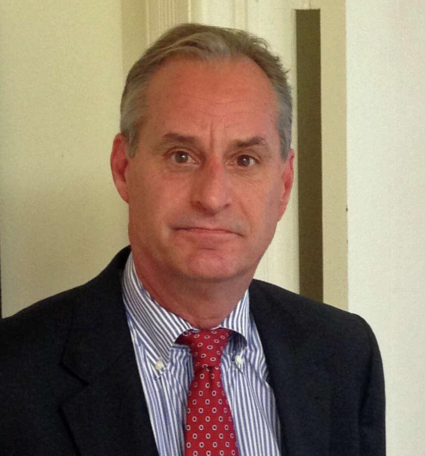 """Attorney William """"Chip"""" Haslun II Photo: Contributed / Contributed Photo / Greenwich Time Contributed"""