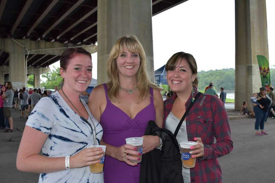 Were you Seen at the Alive at Five concert with bluegrass bands Yonder Mountain String Band and The Blind Owl Band at the Corning Preserve Boat Launch in Albany on Thursday, July 9, 2015? Photo: Madeline St. Amour