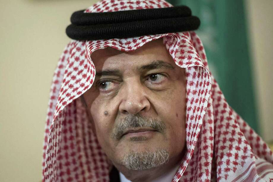 Prince Saud al-Faisal was foreign minister from 1975 until this past April 29. Photo: Brendan Smialowski / Associated Press / POOL AFP