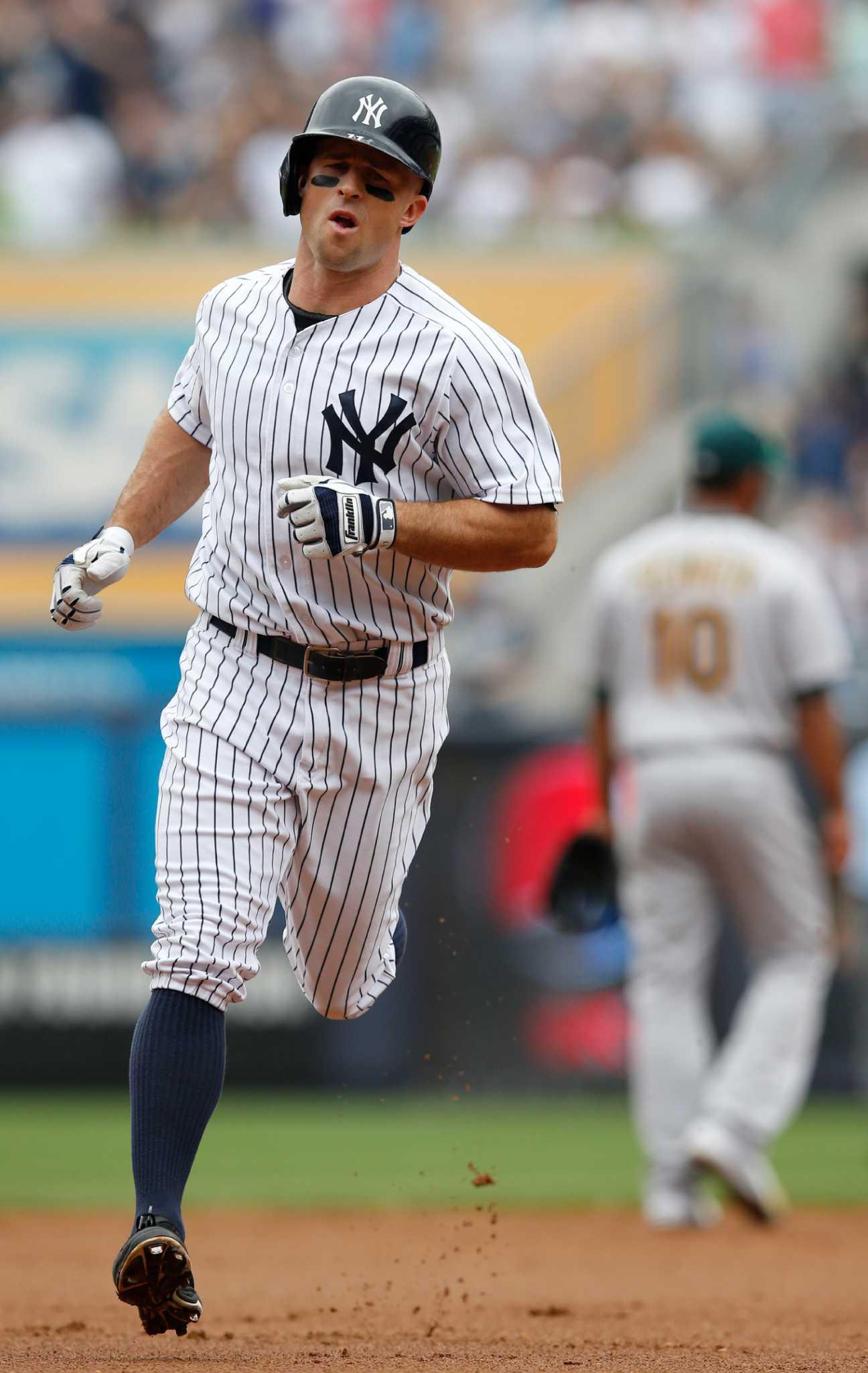0d3f5d17e Yankees' Gardner lands All-Star spot. Outfielder replacement ...