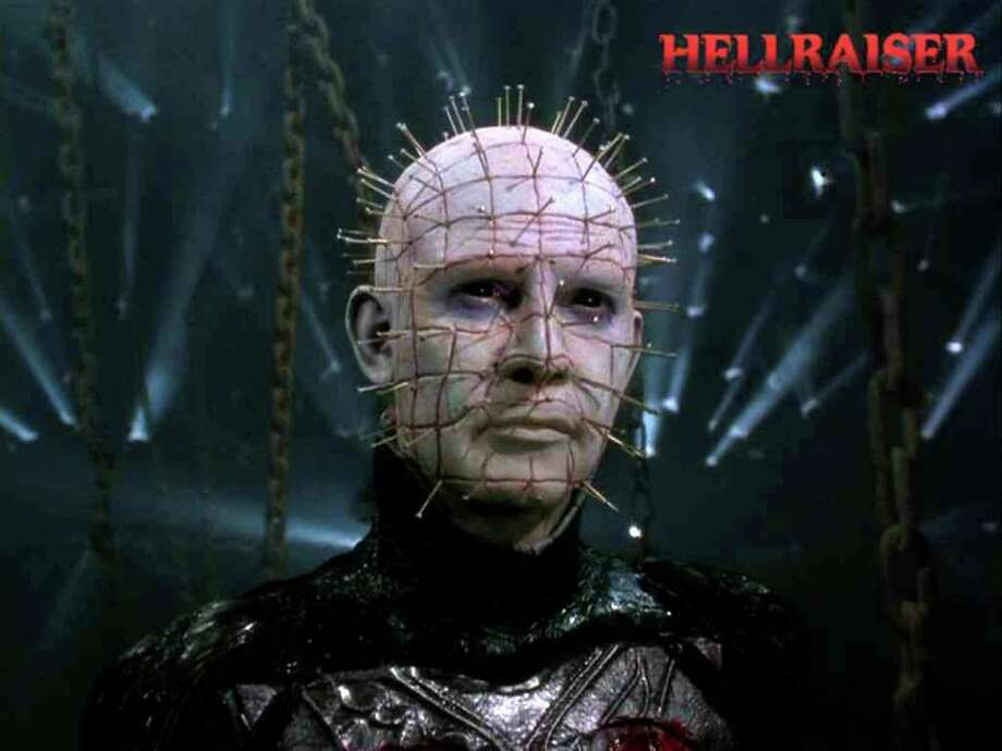 """Doug Bradley, also known as Pinhead from """"Hellraiser,"""" is among the movie stars who will be at CTHorrorFest on Saturday, July 18, at the Matrix Conference Center in Danbury. Photo: Contributed Photo"""