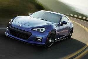 2015 Subaru BRZ: Track-ready performance at reasonable price - Photo