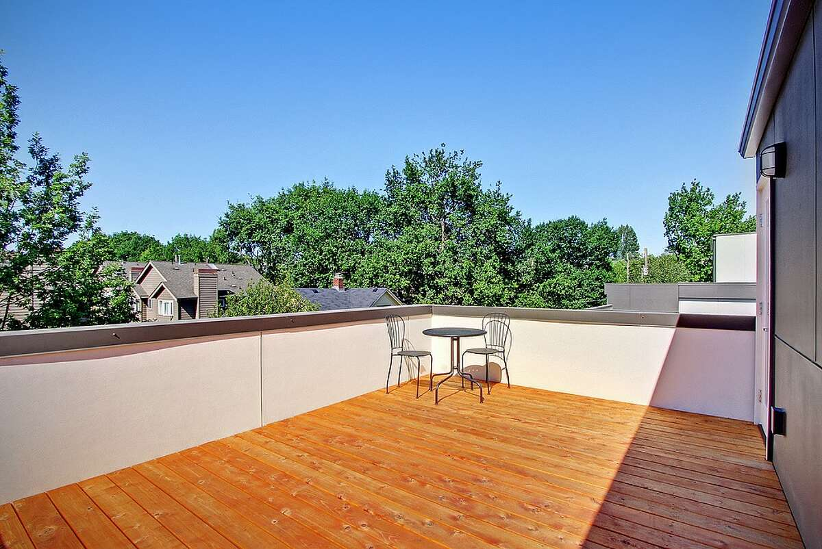 The rooftop deck of 304 26th Ave. S.