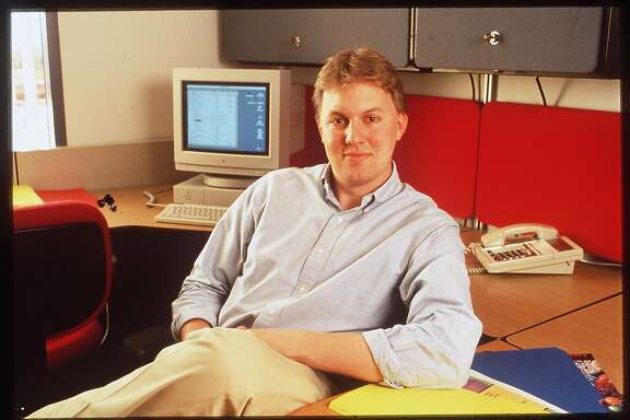 MARC ANDREESSEN, CO-FOUNDER OF NETSCAPE COMMUNICATIONS