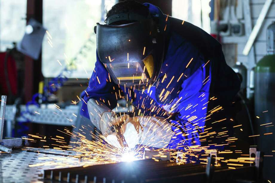 Welders and designers are in demand in the industry. Some firms in the area are working with area colleges to help train labor to address the shortage. / iStockphoto