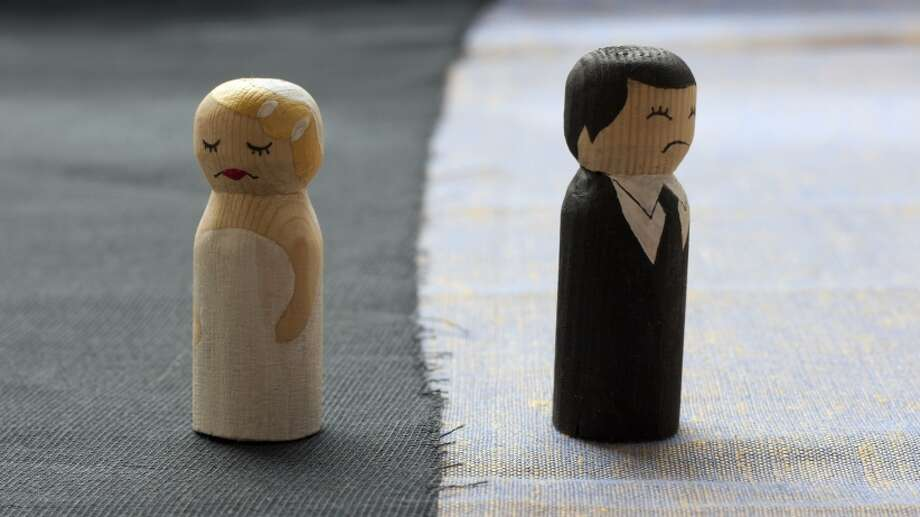 1. Divorce Photo: Shutterstock