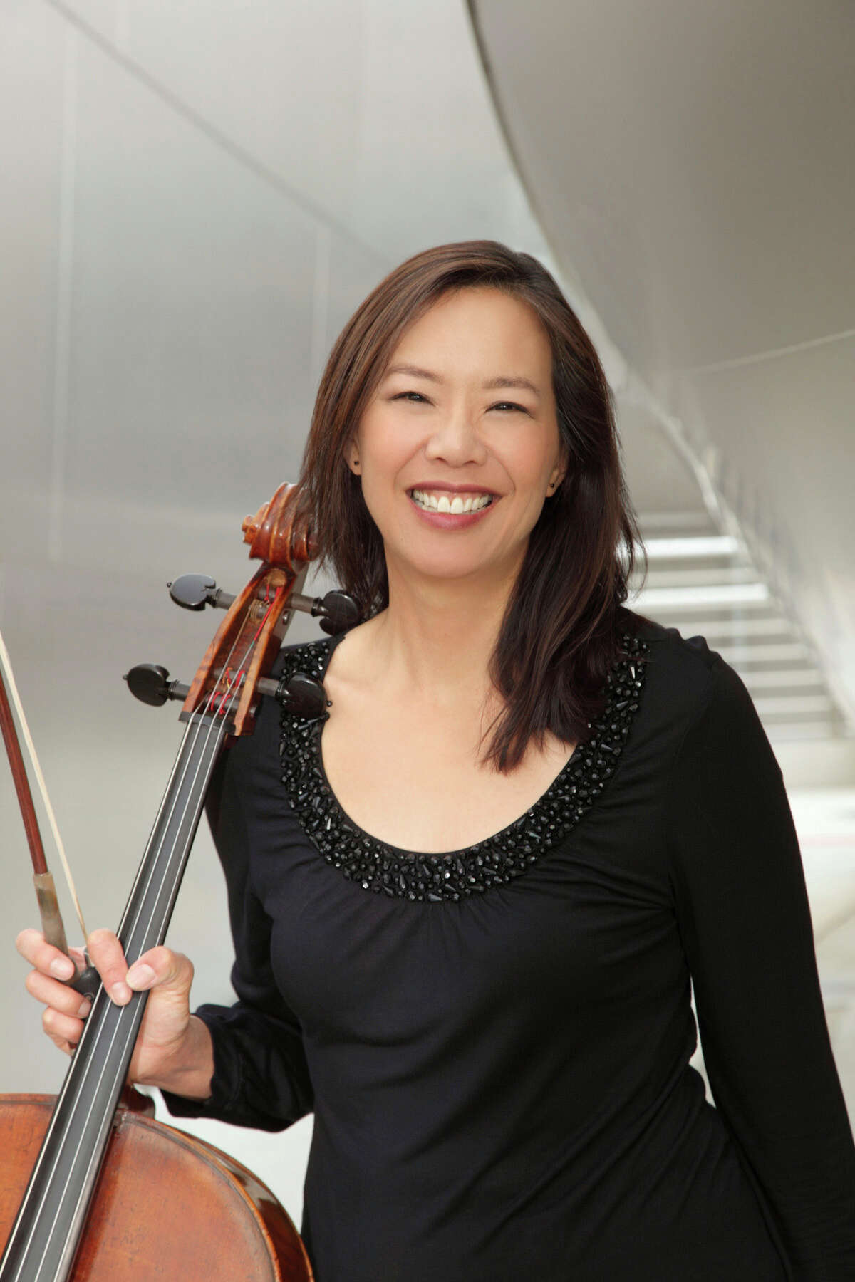 Gloria Lum, is one of the artists featured in the Cactus Pear Music Festival. The Cactus Pear Music Festival's 19th season takes place July 10, July 11, July 17 and July 18 in San Antonio at the Coker United Methodist Church, 231 E. North Loop Road.