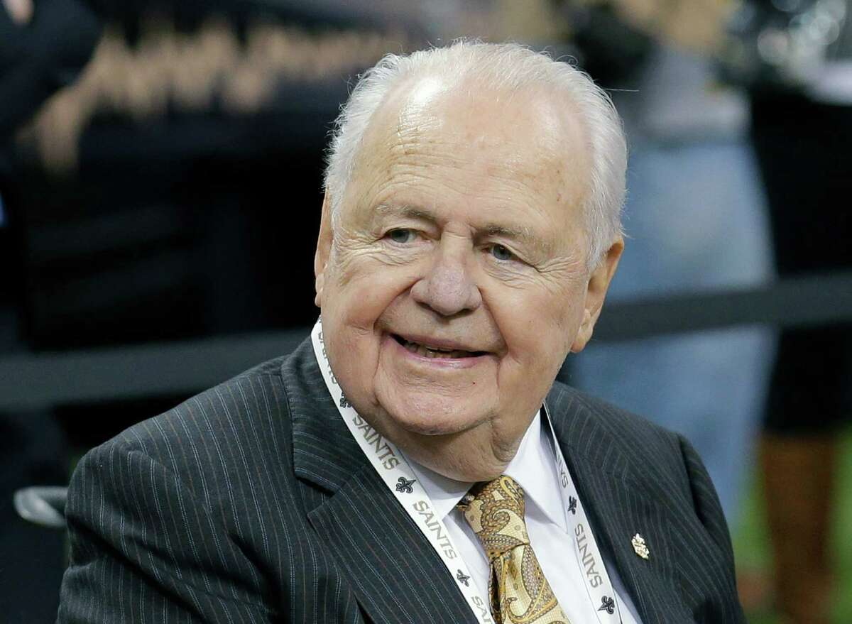 Tom Benson's appeal states Renee Benson did not prove Tom Benson had breached his duties as trustee of the Shirley Benson trust. It also states that the probate court had not given adequate notice that receivership was a possibility.