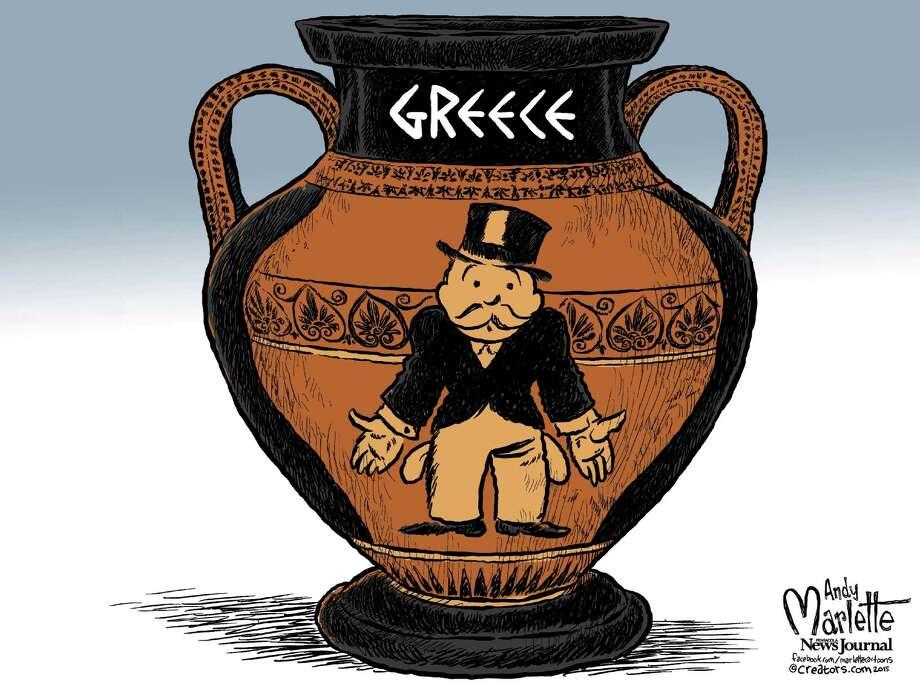 Bleak Greek