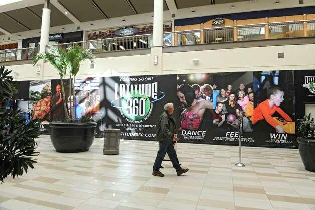 Latitude 360 is still under construction in Crossgates Mall on Thursday, March 19, 2015 in Guilderland, N.Y. (Lori Van Buren / Times Union) ORG XMIT: MER2015071016565483 Photo: Lori Van Buren / 00031037A