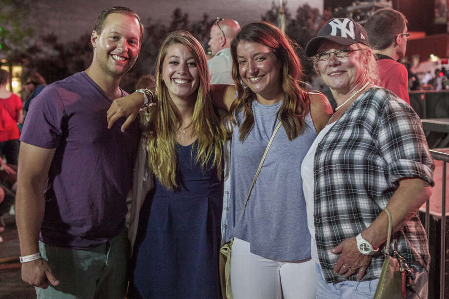 Were you Seen at Schenectady County SummerNight featuring Bernie Williams and his All-Star Band, The Refrigerators, a cannoli eating contest and other fun events in downtown Schenectady on Friday, July 10, 2015? Photo: Douglas C Liebig / Optimum Exposure Photography