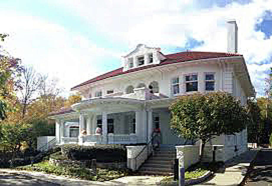 The property at 1 Sylvan Road North, which houses the Pierrepont School, recently was sold for $4 million. Photo: Contributed Photo / Contributed Photo / Westport News