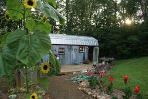 Photos: Family of 4 lives in this 168 sq. ft. tiny home - Photo
