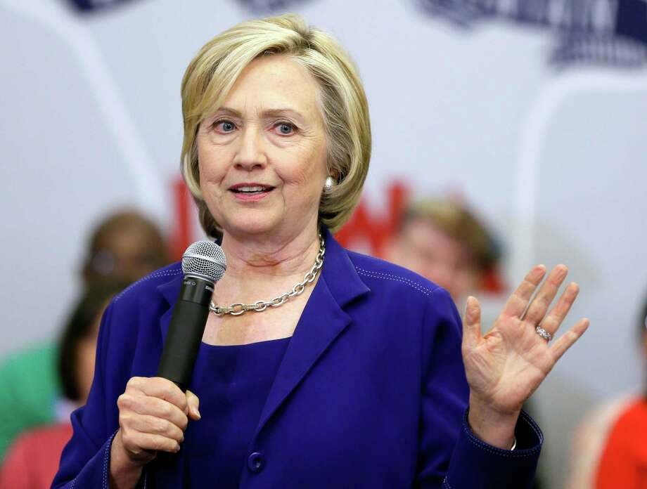 Developing the best lines of attack against Hillary Clinton may cost several hundred million dollars. Photo: Charlie Neibergall /Associated Press / AP