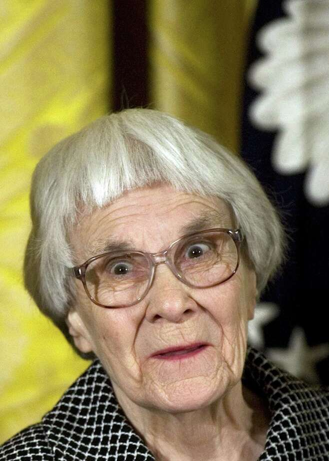 """Harper Lee finished writing """"Watch man"""" in 1957. Photo: MANDEL NGAN / AFP / Getty Images / AFP"""