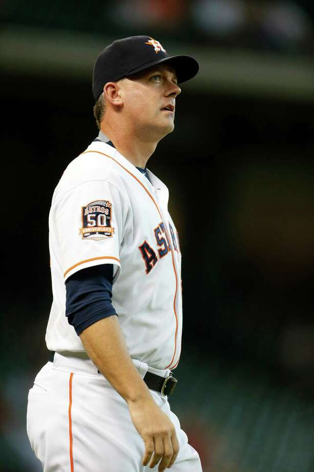 As manager, A.J. Hinch gives the surprising Astros a dose  of consistency. Photo: Karen Warren, Staff / © 2015 Houston Chronicle