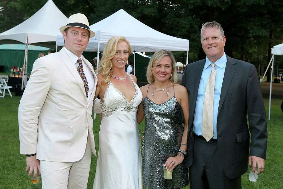 Were you Seen at the annual Ballet Gala, the primary fundraiser for the New York City Ballet summer residency, held at the Hall of Springs and on the lawn at SPAC in Saratoga Springs on Saturday, July 11, 2015? Photo: (C) JOE PUTROCK 2014, Joe Putrock/Special To The Times Union