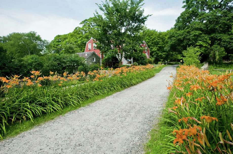 Weir Farm National Park in Wilton is celebrating its 25th anniversary this year. The farm has tours of the house as well as outdoor art classes. Sunday, July 12, 2015 Photo: Scott Mullin / For The / The News-Times Freelance